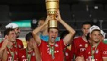 DFB-Pokalfinale: Dieses Finale tat weh