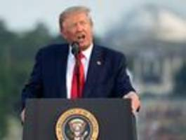 """trump erklärt 99 prozent der covid-19-fälle für """"komplett harmlos"""""""