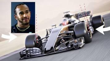 Großer Preis von Österreich: Formel 1 gibt grünes Licht: Lewis Hamilton startet mit neuer Lenktechnik