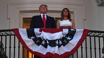 Coronavirus in den USA: Alles außer Kontrolle: Corona wütet – und Trump schaut zu