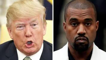 Konkurrenz für Donald Trump: Kanye West kündigt US-Präsidentschaftskandidatur 2020 an