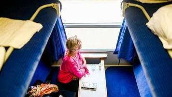 Neue Bahnverbindung: Von Sylt nach Salzburg über Nacht