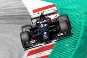 Formel 1: Bottas gewinnt das erste Rennen der Corona-Saison