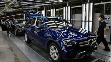 Ölleck: Mercedes ruft offenbar mehr als 600.000 Fahrzeuge in China zurück