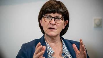 Bundeswehr: SPD-Spitze gegen Högl-Vorstoß für Rückkehr zur Wehrpflicht
