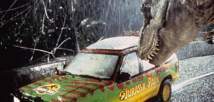 Jurassic Parkplatz