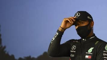 Formel-1-Weltmeister: Hamilton und Mercedes bestreiten Gehaltsforderungen-Gerüchte