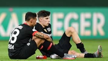 Wieder kein Titel - Trotz Lob von Löw und Schweinsteiger: Frust bei Leverkusen
