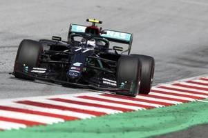 Mercedes-Pilot Bottas gewinnt beim Formel-1-Neustart in Spielberg