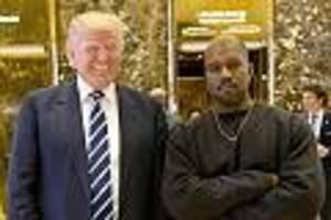 """Elon Musk unterstützt Rap-Superstar - Kanye West: """"Ich kandidiere für die US-Präsidentschaft"""" – wie er Trump damit helfen könnte"""