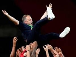 FC Bayern im DFB-Pokal: Und jetzt noch: Europa