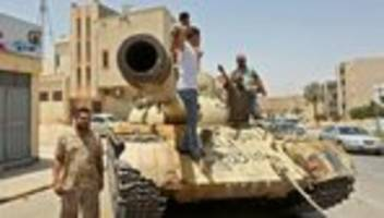 libyen: spd kritisiert vorstoß für blauhelm-mission