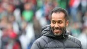 HSV: Daniel Thioune wird Nachfolger von Hamburg-Trainer Hecking