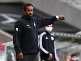 21. Coach seit 2008 beim HSV: Daniel Thioune soll den Hamburger SV retten