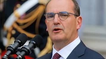 Neuer Premierminister Castex: Frankreichs neue Regierung kommt