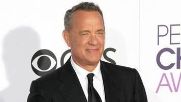 Tom Hanks: An diesen Covid-19-Symptomen litt er