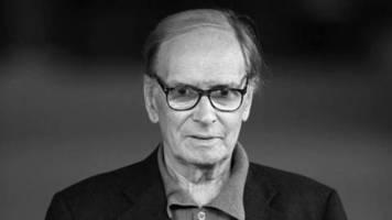 ennio morricone: die welt trauert um die komponisten-legende