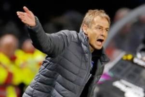 Bundesliga: Jürgen Klinsmann räumt Fehler bei Hertha-Abgang ein