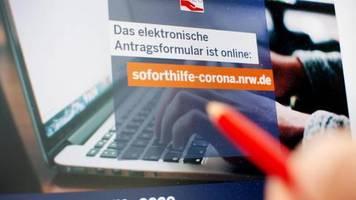 Etwa 22 Millionen Euro Schaden: Corona-Soforthilfe: Das sind die Maschen der Betrüger