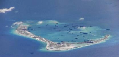 Militärübungen im Südchinesisches Meer sorgen für Spannungen