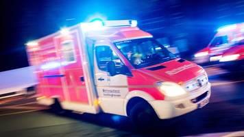 Fünf Jahre alter Junge aus Fenster gestürzt