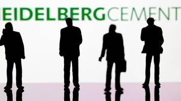 HeidelbergCement schreibt 3, 4 Milliarden Euro ab