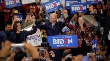 US-Wahlkampf – Joe Biden sucht Frau: Wer soll Vizepräsidentin werden?