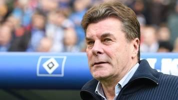 Ex-Trainer - Hecking: Wirtschaftliche Situation beim HSV nicht einfach