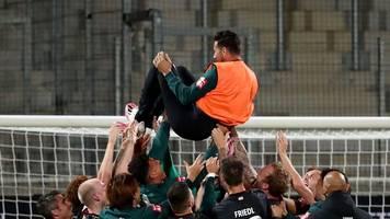 glückliches ende der saison: reaktionen zum relegationsspiel heidenheim gegen bremen