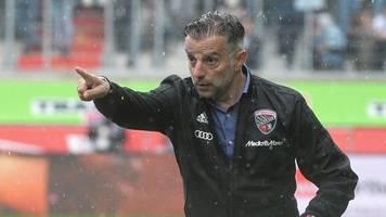 Relegation zur 2. Liga - Ingolstadt-Coach Oral:Freue mich auf die Schlacht
