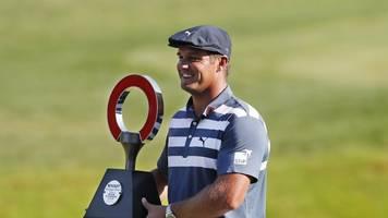 rocket mortgage classic - hulk ist los: golfer dechambeau mit muskelmasse zum sieg