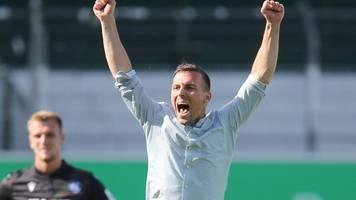 trainervertrag beim ksc: eichner hofft auf unterschrift