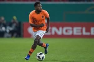 Bericht: Hertha BSC mit Niederländer Zeefuik einig