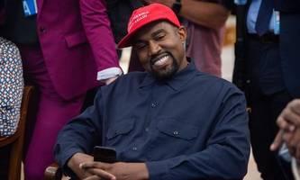US-Rapper Kanye West will für US-Präsidentschaft kandidieren