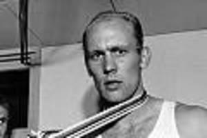 Goldmedaillen-Gewinner von 1964 - Zehnkampf-Olympiasieger Willi Holdorf im Alter von 80 Jahren gestorben