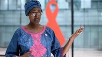 Nur wenig Fortschritt beim Kampf gegen Aids