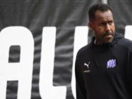 Neuer Trainer: Daniel Thioune übernimmt den HSV