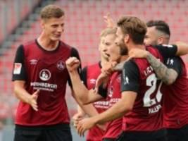 zweitliga-relegation: guter zeitpunkt für die ersten beiden saisontore