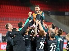 Das Werder-Wunder Pizarro geht: Adiós Claudio, du Schlitzohr!