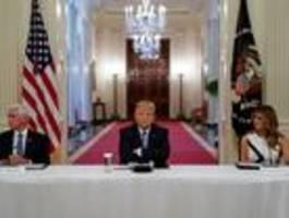 Trump fordert Wiederöffnung von Schulen