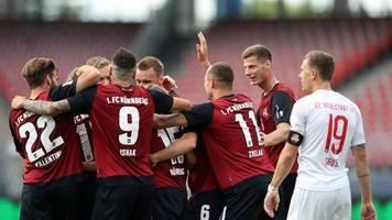 Sport kompakt: Nürnberg auf Kurs Klassenerhalt – Sieg im Relegations-Hinspiel