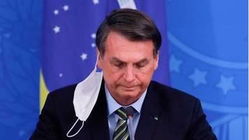 Über Fieber und Gliederschmerzen geklagt: Brasiliens Präsident Bolsonaro mit Coronavirus infiziert – nun will er Hydroxychloroquin nehmen