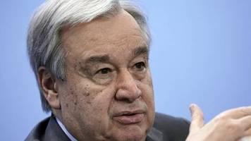 Weltweite Entwicklung: UN: Corona-Krise vernichtet jahrzehntelangen Fortschritt