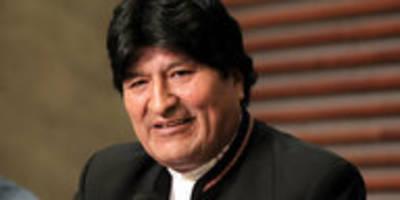 anklage gegen boliviens ex-präsident: rechter machtanspruch