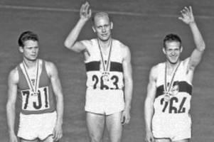 leichtathletik: abschied von willi holdorf, könig der athleten