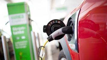 Mehr Elektroautos in Thüringen unterwegs