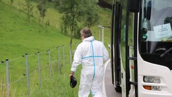 verdächtiger soll nach bluttat in linienbus vor haftrichter
