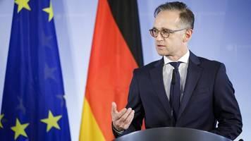 Deutschland,  Frankreich,  Ägypten und Jordanien warnen Israel vor Annexion