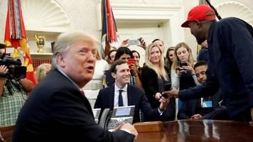 US-Wahl: Trump äußert sich zu Kanye Wests Ambitionen