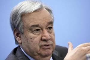 UN: Corona-Krise vernichtet jahrzehntelangen Fortschritt